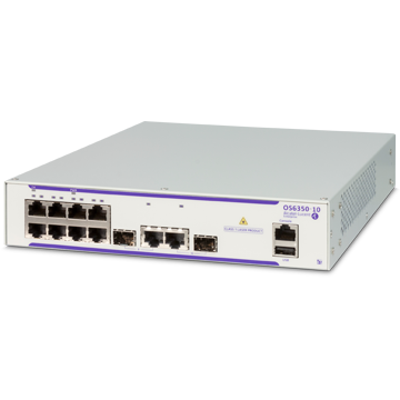 Alcatel-Lucent OmniSwitch®  6350-10